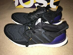 ADIDAS ULTRA BOOST1.0 OG Black Purple 11.5 LTD 2018 New Release ... 4b45024f2