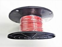 500 Ft 14 Awg Red Thhn Thwn-2 Thwn Stranded Copper Building Wire