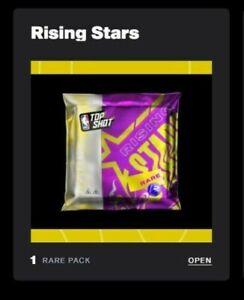 NBA Topshot Rising Stars pack. Unopened. NFT
