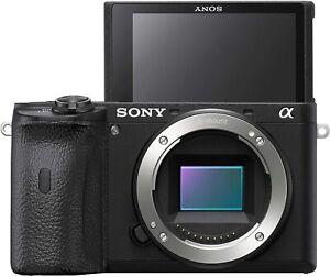 Sony-Alpha-a6600-compacts-Camera-Numerique-Boitier-seulement