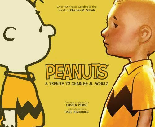 Peanuts: A Tribute by Charles M Schulz 65 Years of Peanuts HC KABOOM! 2015