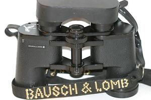 BAUSCH-amp-LOMB-CUSTOM-8-X-36-BINOCULARS-SOCK-KNOCKERS