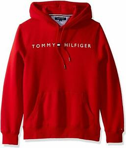 Tommy Hilfiger Boys THD Pullover Crew-Neck Sweater