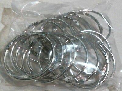 2PK Key Tag//Wire Ring by Hy-Ko Prod Co,PK5