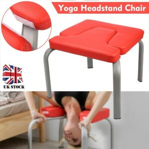 yoga headstand chair fitness inversion bench headstander