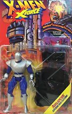 Vintage 1995 Marvel Comics ~ AVALANCHE ~ Uncanny X-Men X-Force Figure ToyBiz~MOC