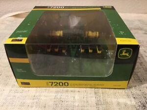 1-64-SPEC-CAST-JOHN-DEERE-7200-MAX-EMERGE-12-ROW-CORN-PLANTER-Toy-Tractor-Tool