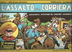IL-SOLITARIO-DELLA-FORESTA-n-5-Nerbini-1940-Anastatica-LONE-RANGER