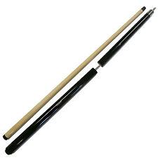 "58"" - 3 Piece Jump Break Pool Cue - Billiard Stick W Quick Release Joint 21 Oz"
