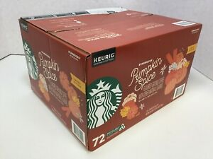 Starbucks-Pumpkin-Spice-Coffee-K-Cups-for-Keurig-Limited-Edition-72-Pods
