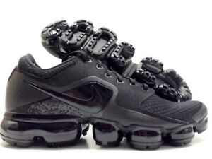 be34d1c2b5 Image is loading NIKE-AIR-VAPORMAX-BLACK-BLACK-ANTHRACITE-SIZE-WOMEN-