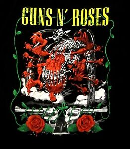 GUNS-N-039-ROSES-cd-cvr-Appetite-CREATURE-AND-PISTOLS-Official-SHIRT-XL-new