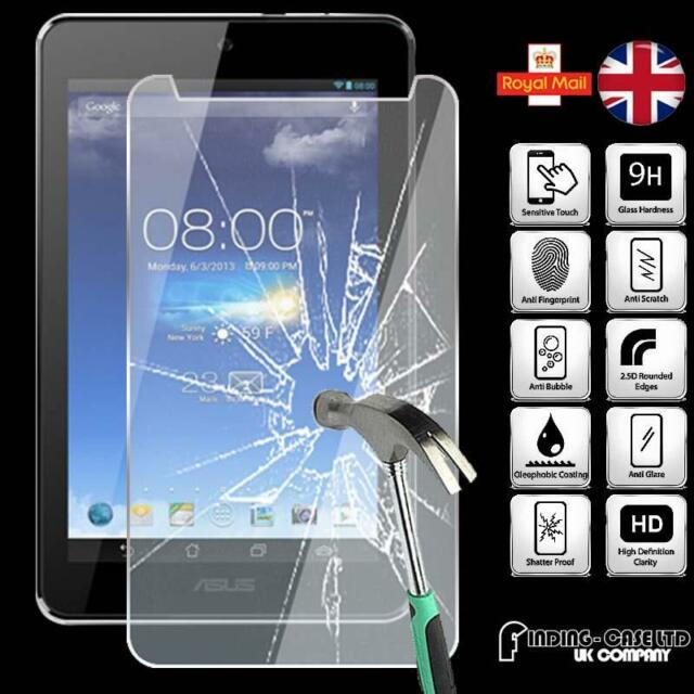 Tablet Tempered Glass Screen Protector Cover for ASUS Memo Pad HD 7 Me173x  Me173
