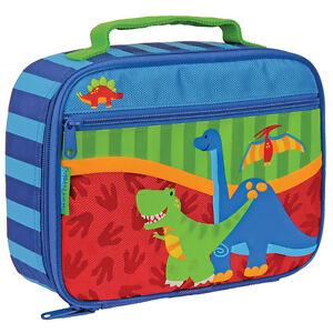 Image Is Loading Stephen Joseph Dinosaur School Lunch Box For Kids