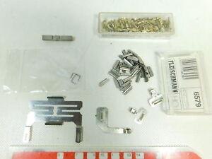 BH642-0-5-Fleischmann-H0-Zubehoer-Profigleis-Verbinder-6434-6579-6596-etc