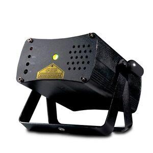 American Dj Micro Gobo Laser Ii Licht Fb Effekt Show