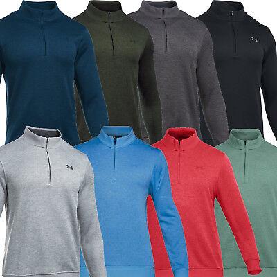 Under Armour Mens SweaterFleece 1//2 Zip Sweater