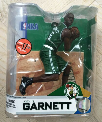 NEW 2007 McFarlane Toys NBA Sports Picks Kevin Garnett Figure Boston Celtics