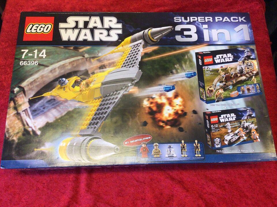 Lego Star Wars, 66396