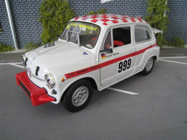 Revell 08836 FIAT Abarth 1000 TC 1 18 günstig kaufen | eBay