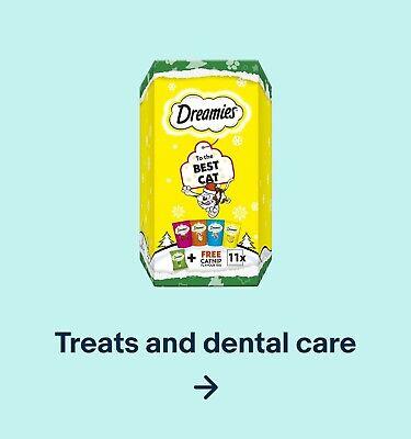 Treats and dental care