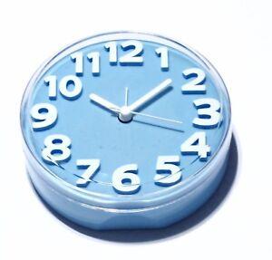tiq-Blu-Chiaro-Sveglia-A-Batteria-Silenzioso-Movimento