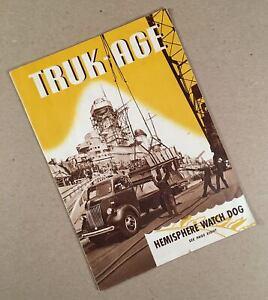1941-FORD-TRUCKS-Company-Salesmen-Dealership-24-Page-Magazine-TRUK-AGE