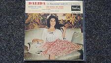 Dalida - Banos de luna 7'' Single SUNG IN SPANISH [Ein Schiff wird kommen]