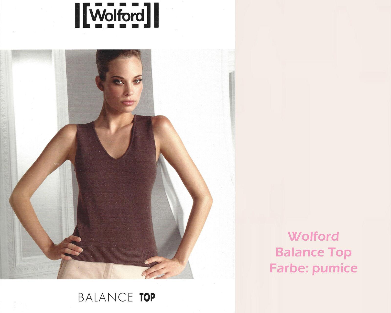 Wolford Balance Balance Balance Top  SMALL  pumice ... il inviti al lassismo f7d1e3