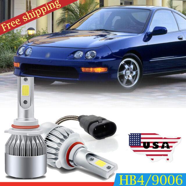 2x LED Headlight Kit Light Bulbs HB4 6000K Low Beam Fit