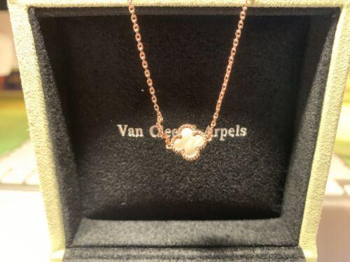 Van Cleef & Arpels Ahambra bracelet