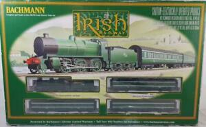 RARE-BACHMANN-USA-00651-IRISH-GREAT-SOUTHERN-RAILWAYS-PASSENGER-TRAIN-SET