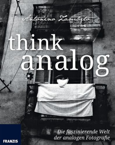 Think Analog Antonino Zambito
