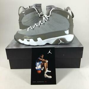 new arrivals 7ae92 5a54d Details about 2002 Air Jordan 9 Retro Cool Grey white, 302370011 Size 9,  NEW!C3