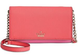 Wallet Kate 178 Spade Pwru5846 Nueva Corin Cameron Flamingo Pink Crossbody Street q0x8wwTda