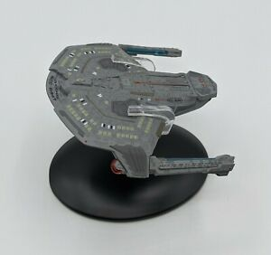 Eaglemoss-Star-Trek-56-USS-YEAGER-NCC-61947-SABER-CLASS-w-BOX-No-Magazine