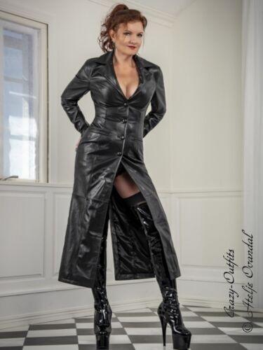 Mantel schwarz 32