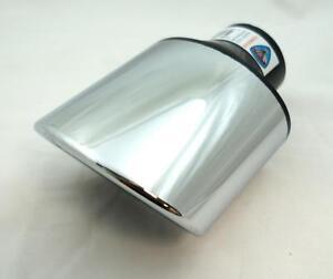 57mm-TUBO-DE-ESCAPE-SALIDA-ACERO-INOXIDABLE-cromo-tipo-429-Nuevo-Masivo-Para