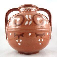 """Beau """"Vase à Oreilles"""" Faïence QUIMPER HB Henriot art/deco/odetta/ceramic 20th"""