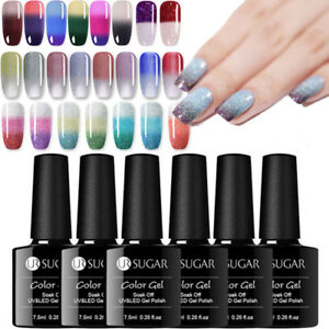 UR-SUGAR-Smalto-Gel-UV-Termico-Color-Changing-Nail-Art-UV-Gel-Polish-Soak-off