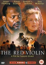 1 of 1 - The Red Violin (DVD, 2003)
