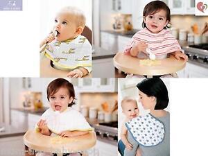 Aden /& Anais Baby Burpy Bibs
