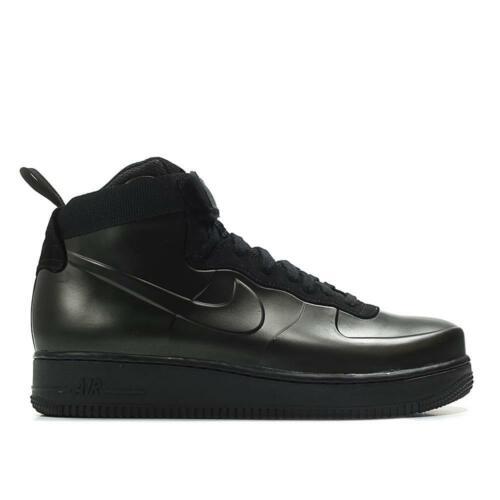 001 Scarpe Nike Ah6771 uomo Foamposite Air ginnastica Nero Force da 1 6PqSv