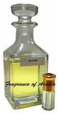 ALLURE Jasmine ORANGE BLOSSOM Vanilla cederwood Profumo Olio per le donne 3ml
