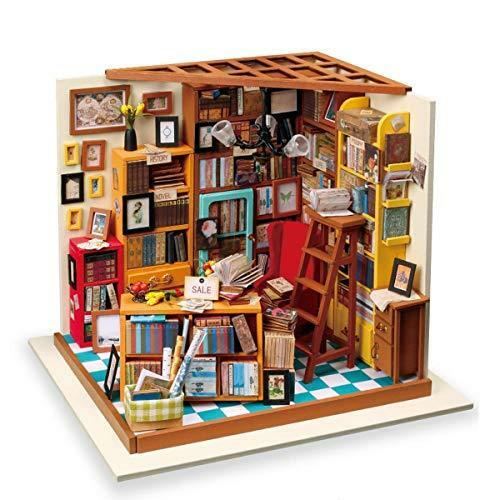 DIY Doll House Books by Sam's Bookstore