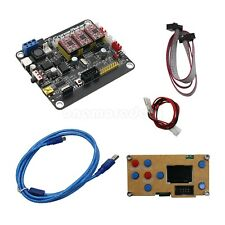 3 Axis Laser Controller Usb Driver Board Stepper Motor1lcd Screenusb Cable Dl