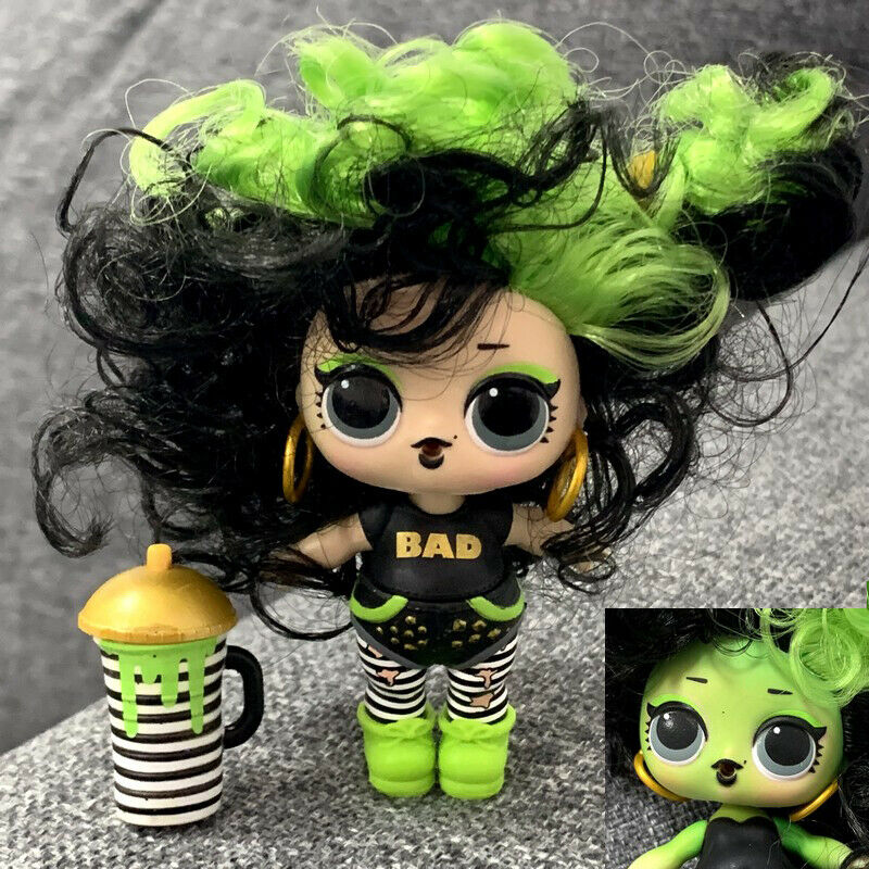 Real Lol surprise doll Series5 Hairgoals UltraRare BHADDIE Authentic TTUK