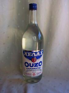 Ouzo-Griechenland-Flasche-Kalamata-Vol-42-1-5-l-GP-1-Liter-21-00