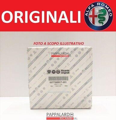 PASTIGLIE FRENI POSTERIORI ORIGINALI ALFA ROMEO GIULIA STELVIO 2.2 DIESEL