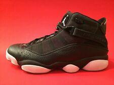 efe1363c5e0c29 item 4 Mens Nike Air Jordan 6 Rings Basketball Shoes Black White Sz 9.5  Near Mint -Mens Nike Air Jordan 6 Rings Basketball Shoes Black White Sz 9.5  Near ...